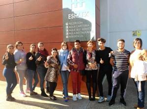 Visita Escuela Hostelería Mérida