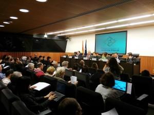 Congreso Jornada contra Paraísos fiscales 2
